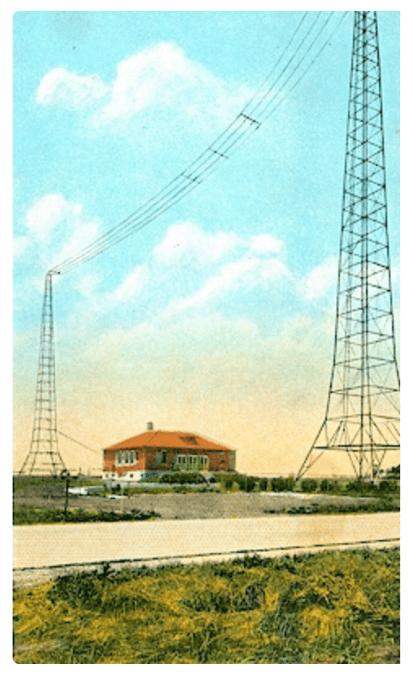Lịch sử content marketing-Radio-1920-1930